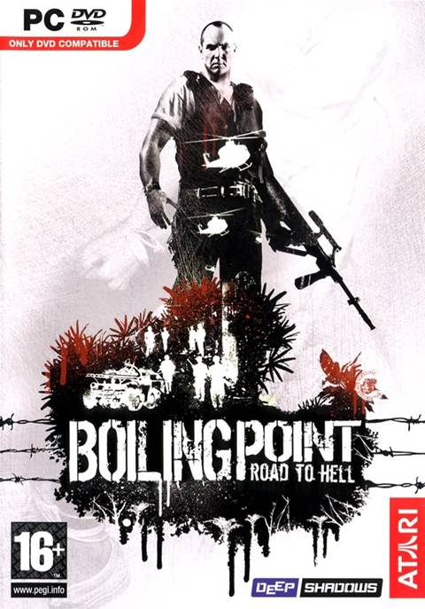 Boiling Point Road to Hell PC Full Español ISO DVD5