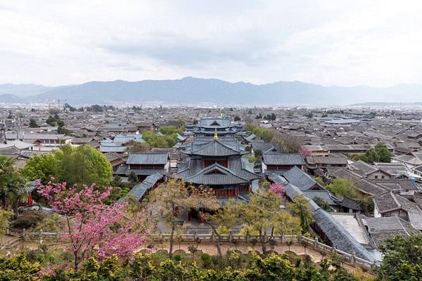 เมืองเก่าลี่เจียง (Lijiang Old Town) @ Bisual Studio