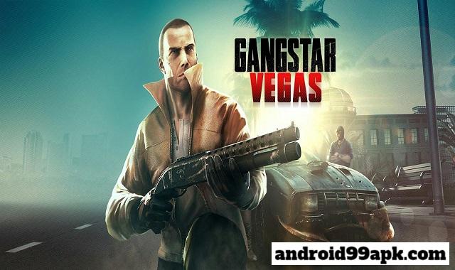 لعبة Gangstar Vegas v4.5.1c مهكرة كاملة (بحجم 1.47 GB) للأندرويد