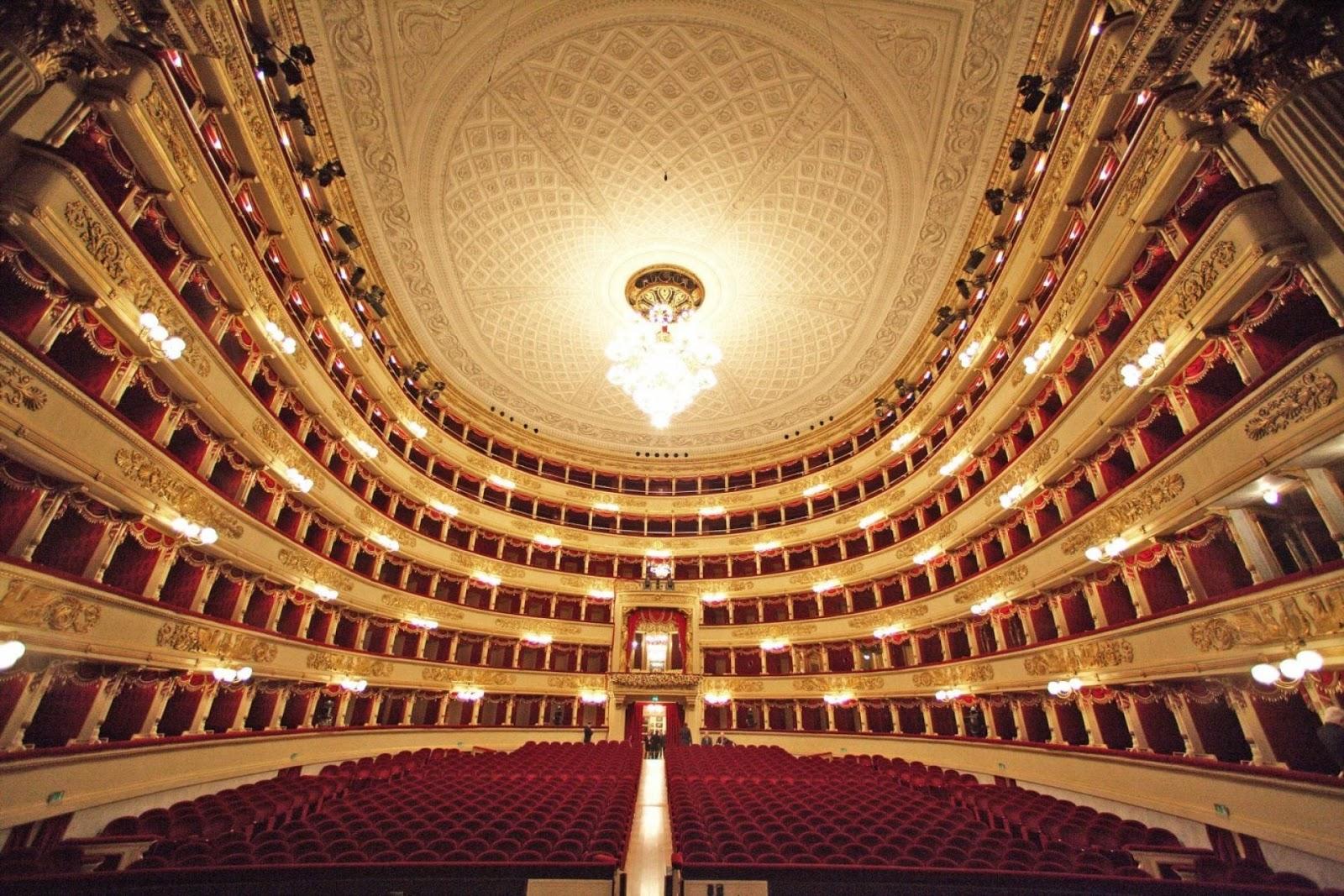 Puoi entrare da casa tua al Teatro alla scala di Milano grazie a Google | Video