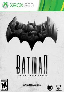 Batman - The Telltale Series (X-BOX 360) 2016 LEGENDADO EM PT-BR!