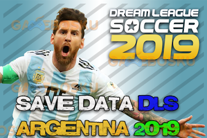 Download Save Data (profile.dat) Dream League Soccer Timnas Argentina Allstar