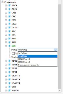 PWM pada STM32F103C8T6 Menggunakan STM32CubeMX | Keil Uvision