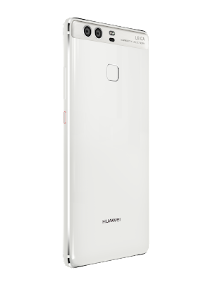 Huawei-P9 's first 2 rear camera Sensors smartphone