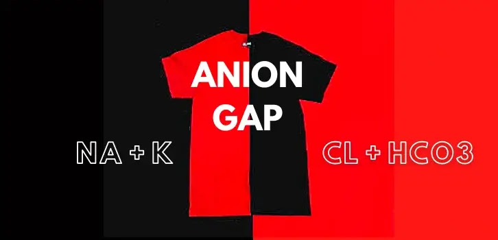 everything about anion gap