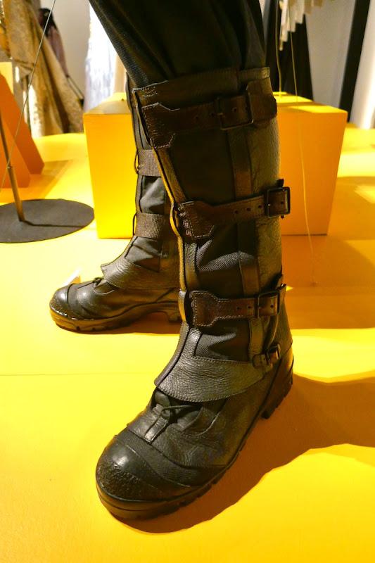Captain America Winter Soldier costume boots