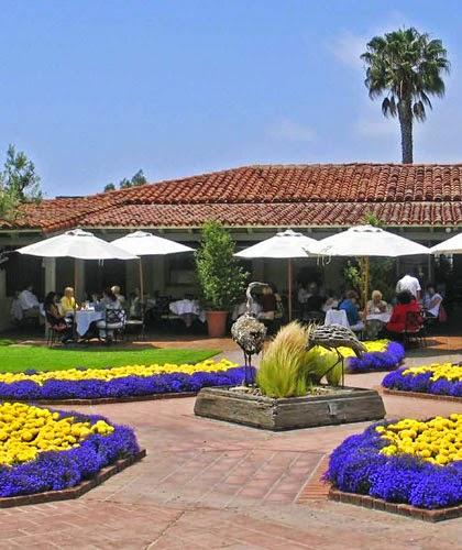 Cafe Jardin At Sherman Gardens Restaurant