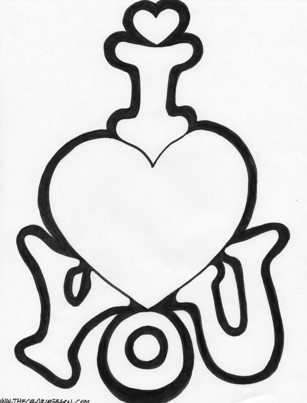 Malvorlage Herz Malen Vorlage
