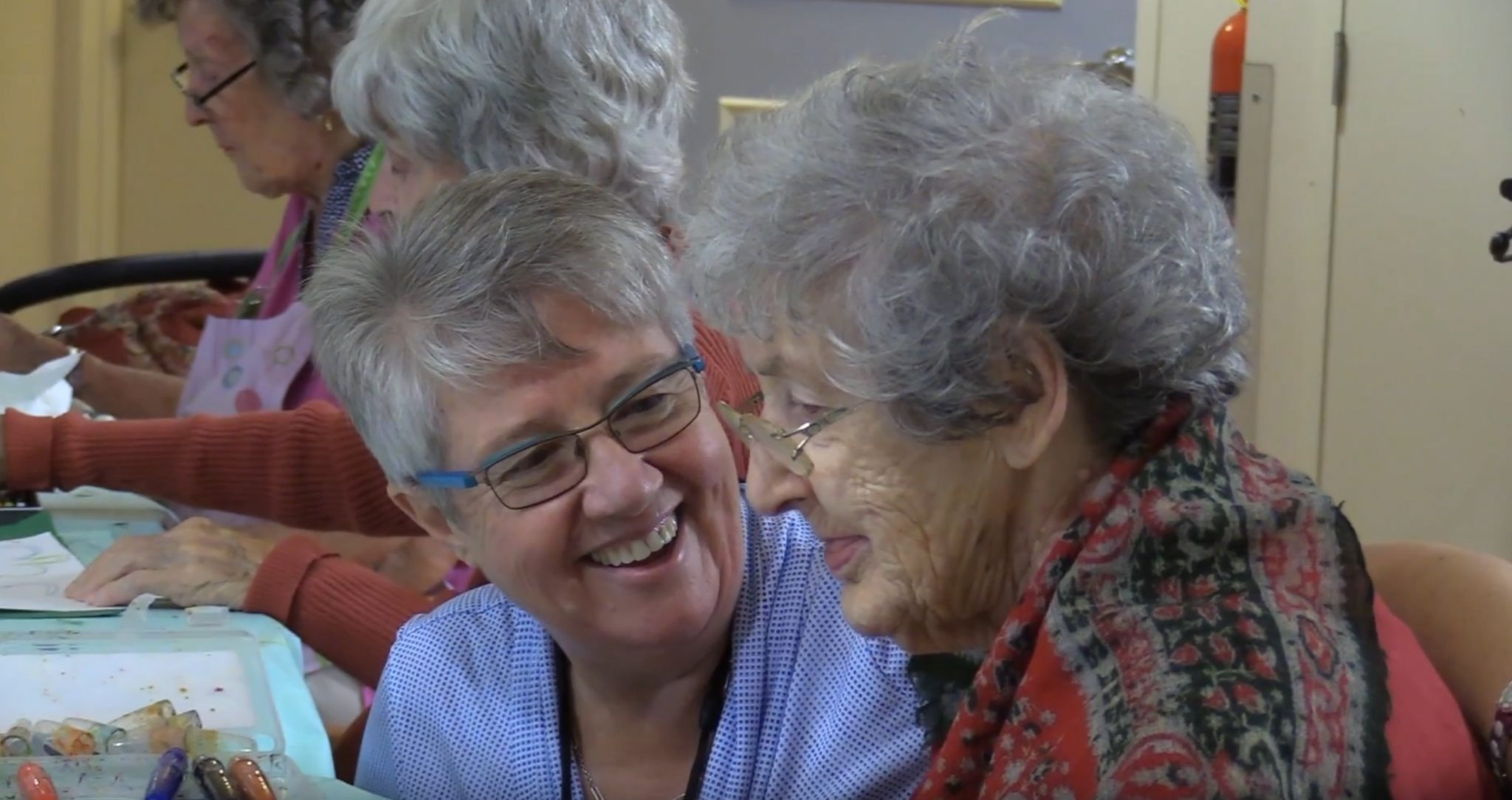 elderly aged care support