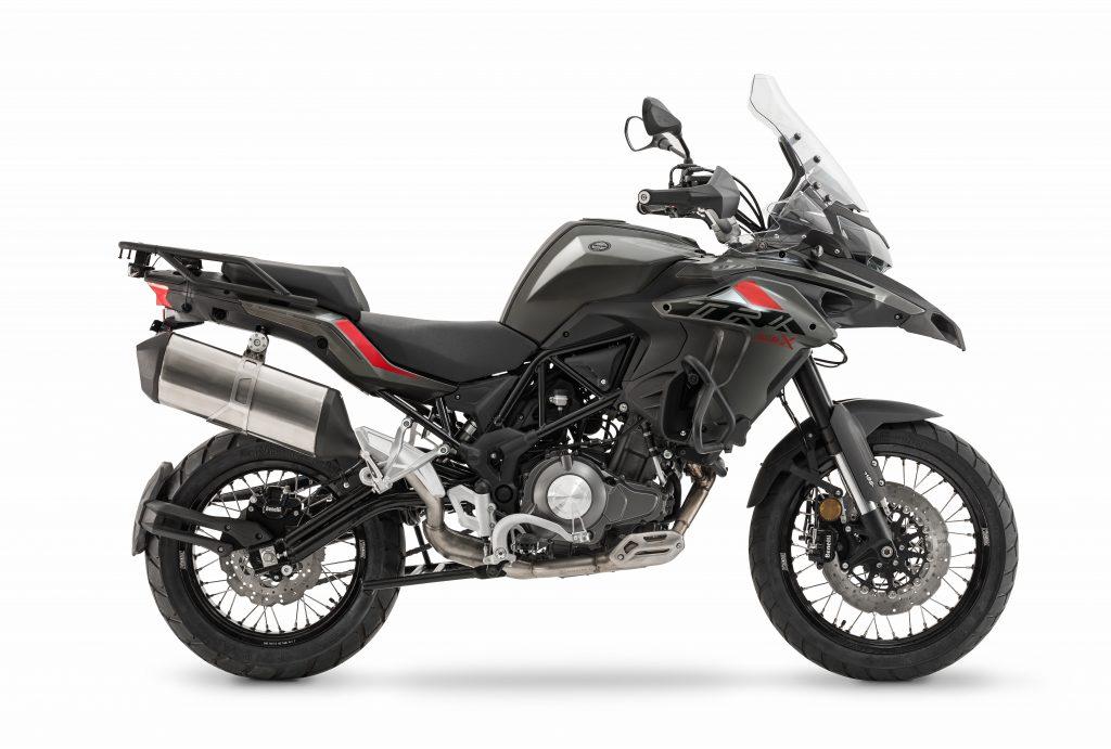 Spesifikasi Benelli TRK 502X