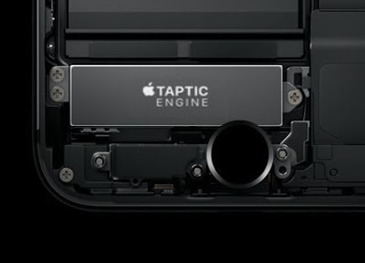 With the iPhone 7, Apple still keeps the Home button on IPhone 8 but makes it evolve into a tactile and pressure sensitive area.Next year, this element should completely disappear.
