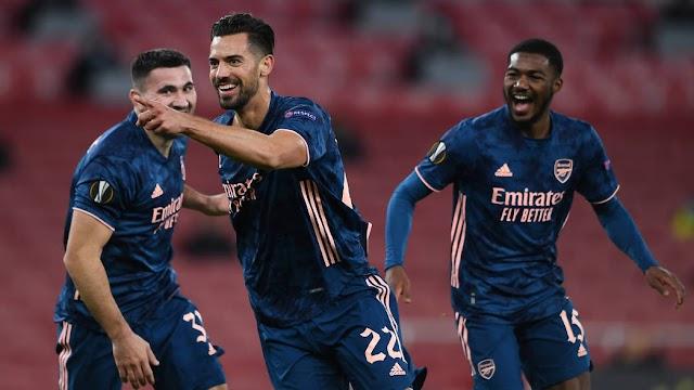 Gunners Lengthen Fluency in Europa League Form
