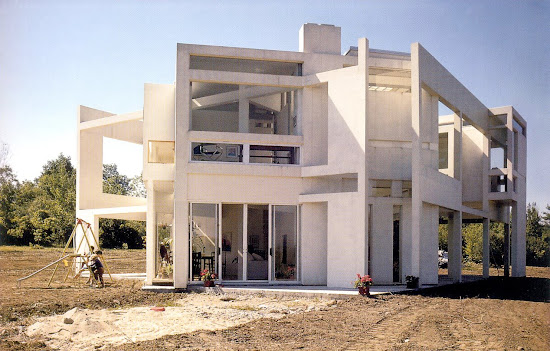 Que significa soñar con la estructura de una casa