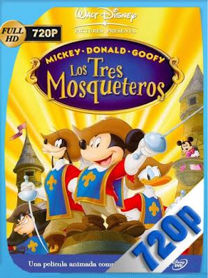 Mickey, Donald, Goofy: Los Tres Mosqueteros (2004) [DVDRip] [720p] [Latino] [GoogleDrive] [MasterAnime]