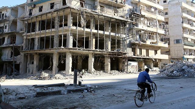 Los terroristas atacan un hotel en Alepo donde residen coordinadores de la ONU