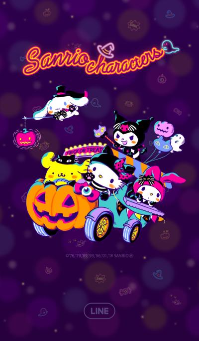 SANRIO CHARACTERS (Halloween)