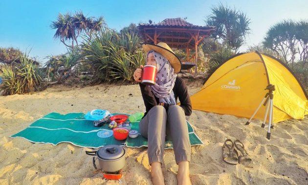 Watu Kodok Beach Gunungkidul, exotic and charming for next destination