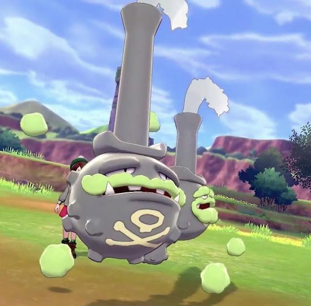 Best Poison Type Pokemon Designs