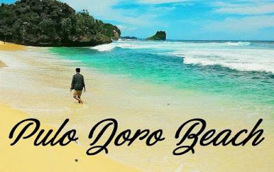 Rute Jalan Menuju Pantai Pulo Doro Malang
