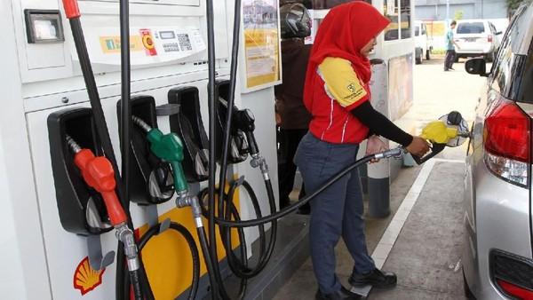 Pengumuman! Harga BBM Shell Naik Rp 1.000/Liter