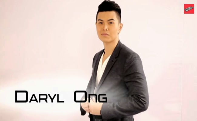 Team Apl: Daryl Ong Performance and Story The Voice of the Philippines Season 2 February 14 2015
