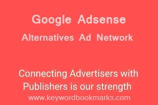 Top 12 Best Google Adsense Alternatives Ad Network