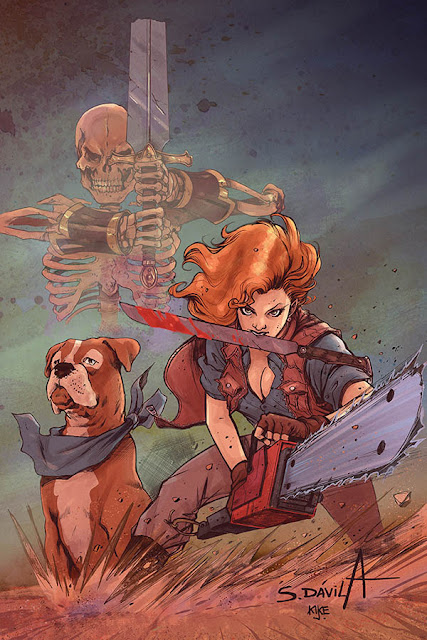 Death to the Army of Darkness #2