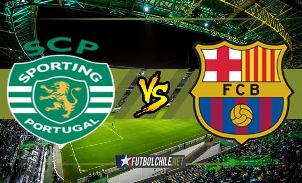 Sporting Lisboa vs Barcelona