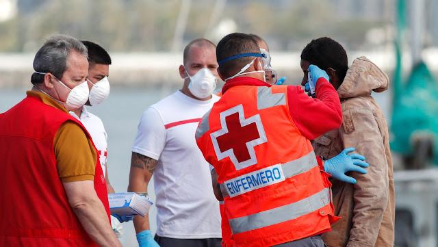 La cifra de muertos diarios por covid-19 llega a su máximo en España y alcanza 832, con 8.189 nuevos casos registrados