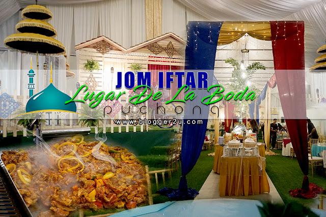 Buffet Ramadan Lugar De La Boda Puchong Selangor