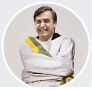 Diário do Bolso - Como é que podem mandar a polícia na casa de tanta gente de bem!?