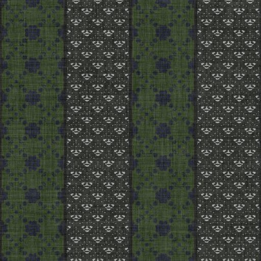 Faded Striped Linen 5
