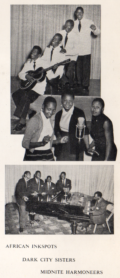 ElectricJive: Music and Rhythms of Africa Vol  2 (c1958)