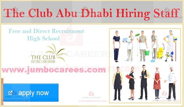 UAE latest jobs and careers, new job openings in Gulf countries,