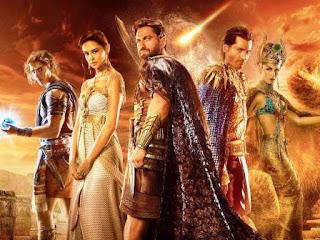 Sinopsis dan Trailer Film Gods of Egypt, Perebutan Takhta Para Dewa Mesir Kuno