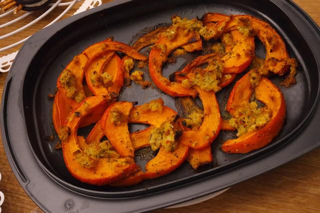 halloween party food hokkaido kürbis rezept