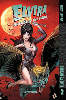 Click here to purchase Elvira: Mistress of the Dark Vol. 2 at Amazon!