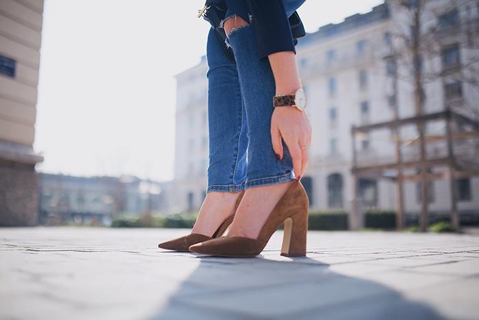 chaussure escarpin