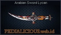 Arabian Sword Lycan