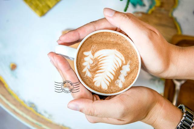 Lunarbar Coffee @ Jalan Clove Hall, Penang