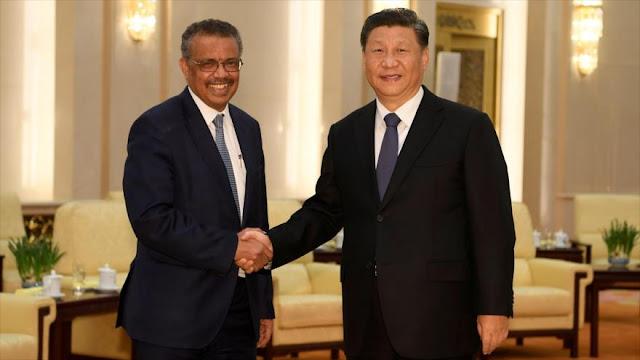 Alemania acusa a China y la OMS de complicidad por COVID-19