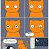 """Tirinhas do """"Cat Versus Human"""" mostram de forma engraçada como é conviver com gatos #3"""