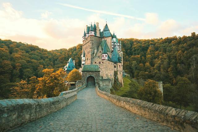 castelo alemanha eltz família