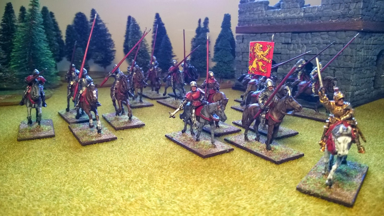 game of thrones lannister saga warband