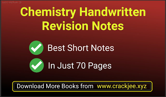 Best Chemistry Handwritten Notes