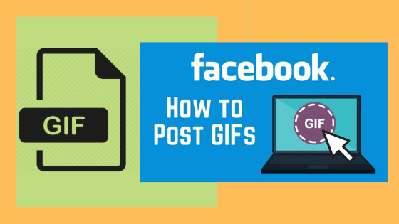Post A Gif To Facebook<br/>