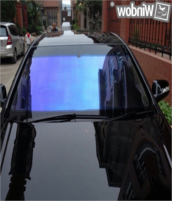 Ceramic WINDOW TINT Colors
