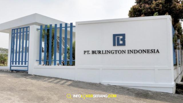 Lowongan Kerja Technical Support  & Project PT Burlington Indonesia (BI) Tangerang