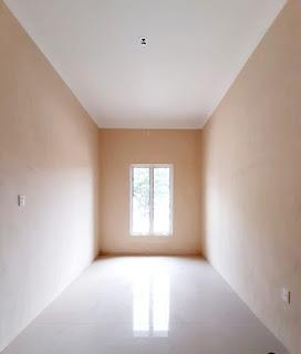 Kamar tidur rumah desain mewah berkualitas, ready dan siap huni, Cluster Eka Sari, Jl. Eka Sari Eka Rasmi Medan Johor