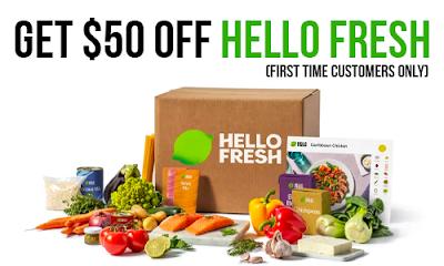 Hello Fresh Discount Code